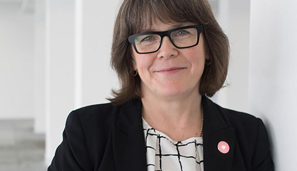 Baroness Delyth Morgan – CEO Breast Cancer Now