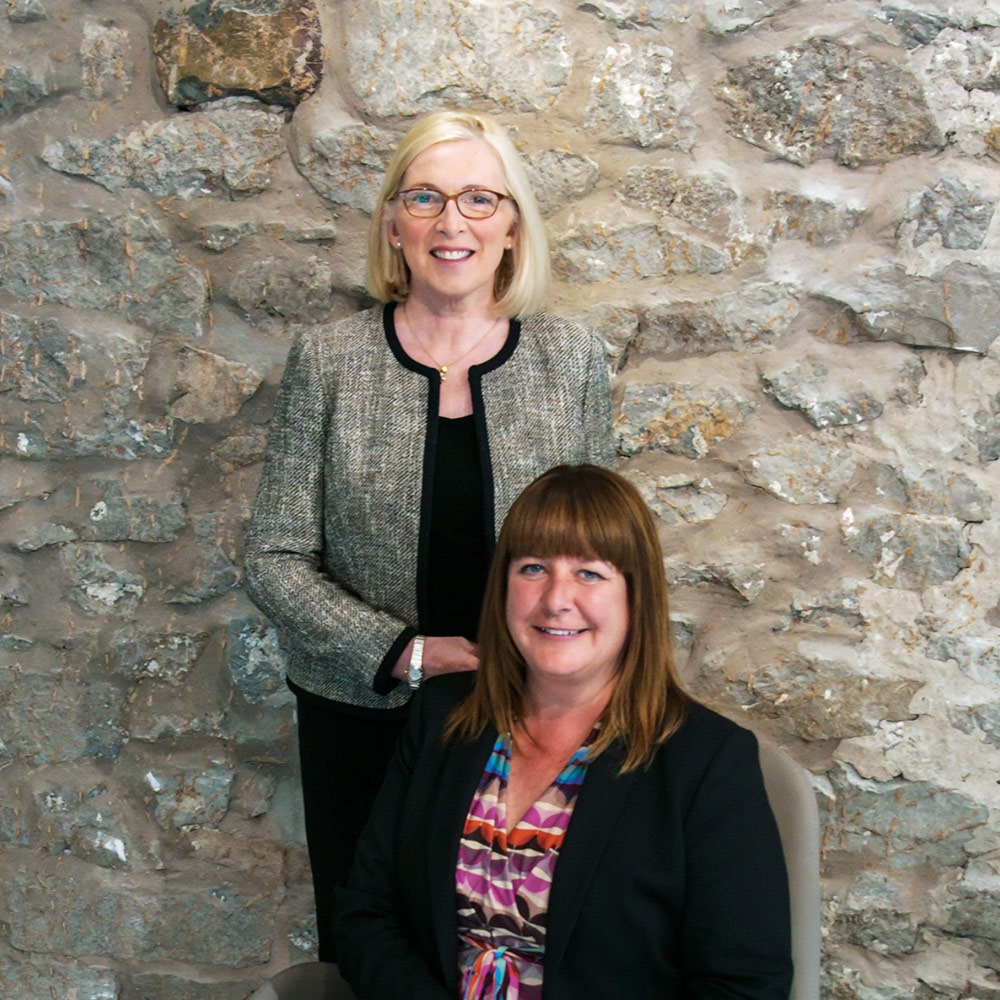 Linda Walmsley & Taryn Wilkinson