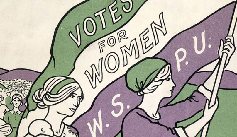 #100Years – Honouring Suffragettes