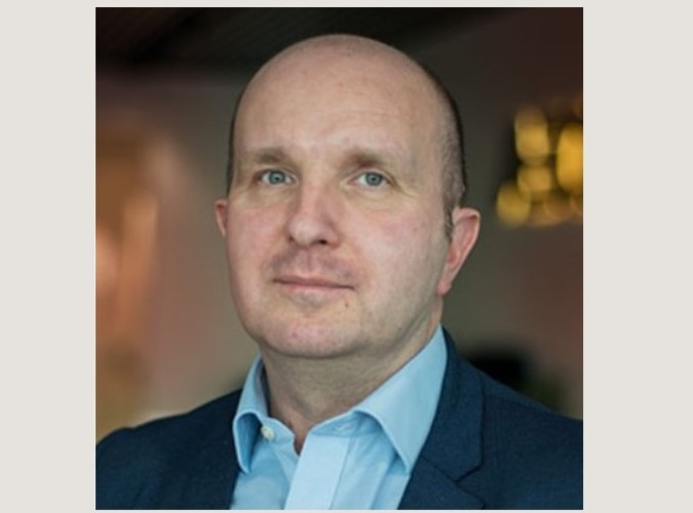 Colin Wood, MBE – Chief Executive Europe – AECOM